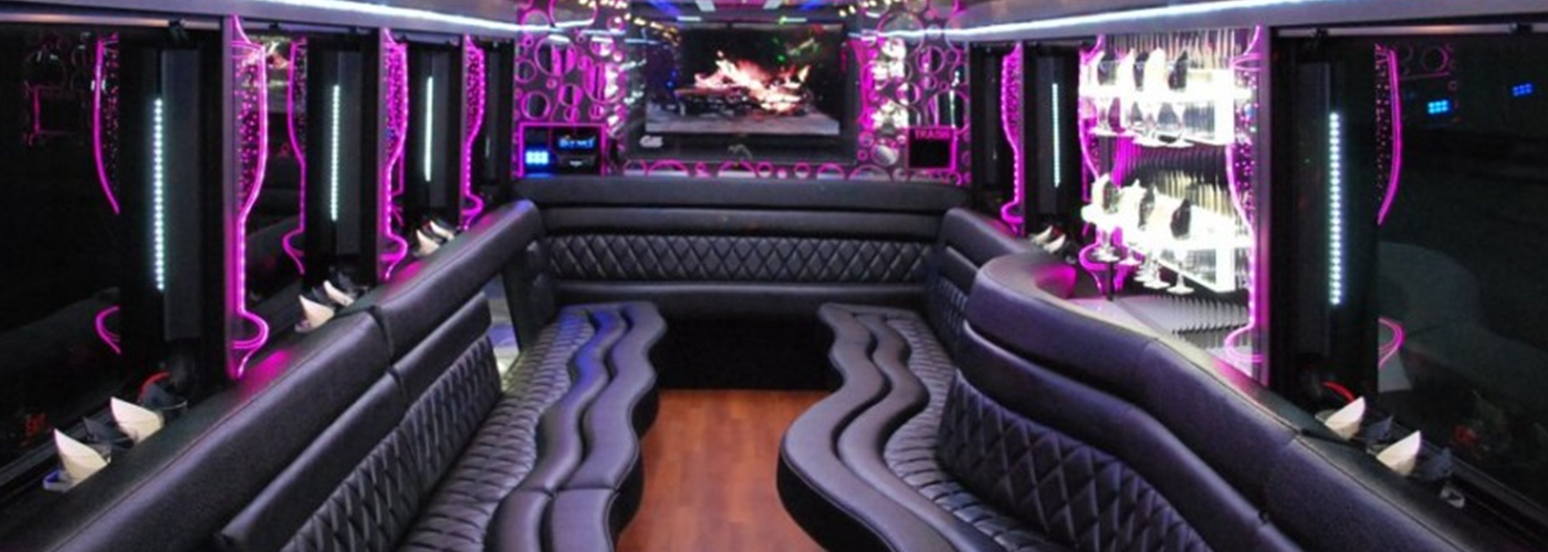 Party Bus Limo Rental